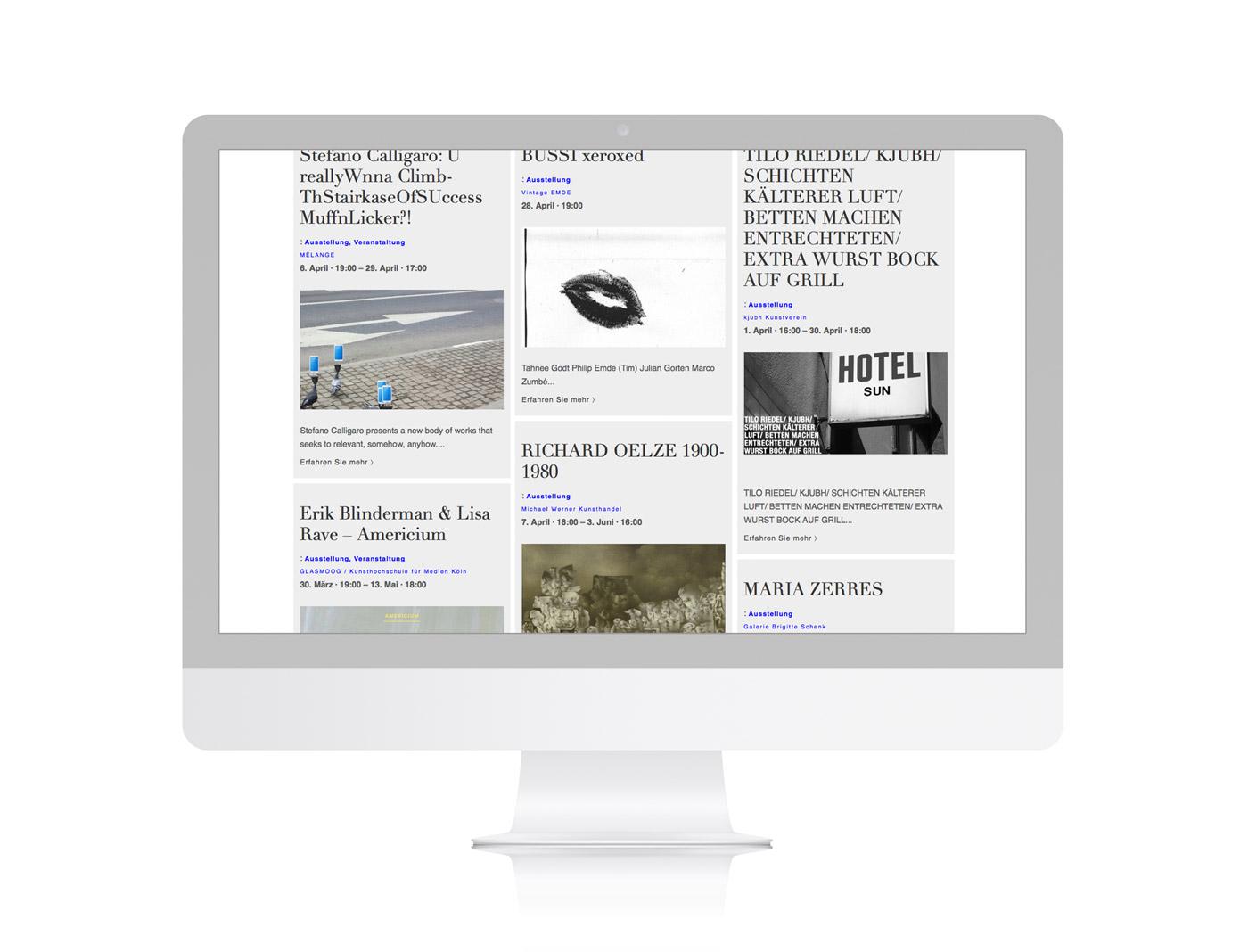 Nikola Aehle Web Design